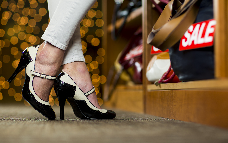 Shop Change The You High Wearing Heels Can Way UzSVLqMpG