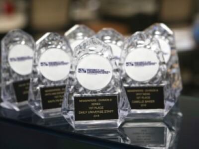 Daily Universe awards