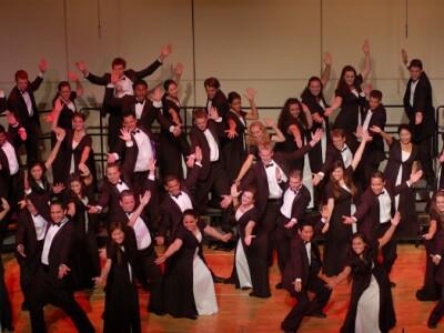 Concert Choir Prepares for Tour to Japan