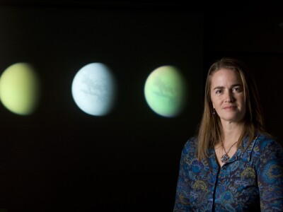 BYU scientist leads discovery of mountains on Saturn's largest moon