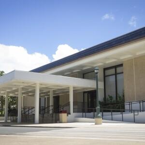 Aloha Center Ballroom building