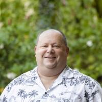 Portrait of Ted Guildner