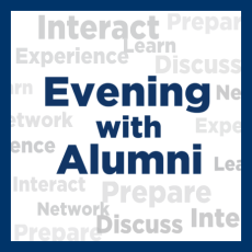 Evening with Alumni
