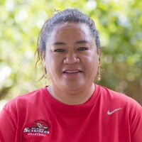 This is a photo of Mona Ah Hoy, adjunct faculty for Exercise & Sports Science.