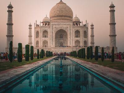 Image of the Taj Mahal, India