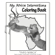 Into Africa Coloring Book