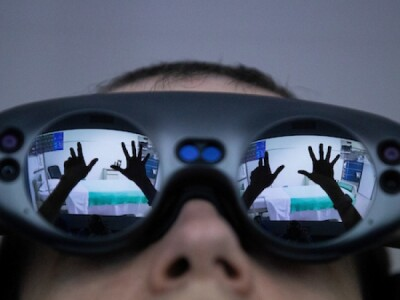 BYU's New lab mixes virtual and augmented realities