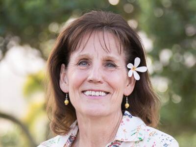 Portrait of Karen Latham