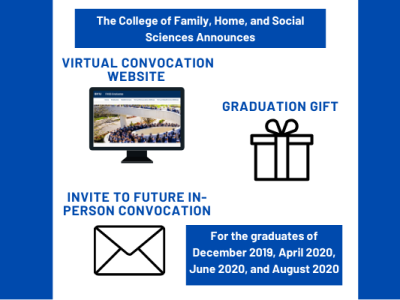 College Creates Virtual Graduation Website