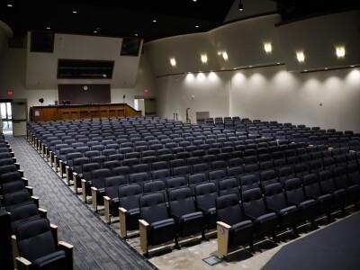 McKay Auditorium Improvements