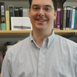 Carl Sederholm, associate professor in the Department of Humanities, Classics, and Comparative Literature at BYU