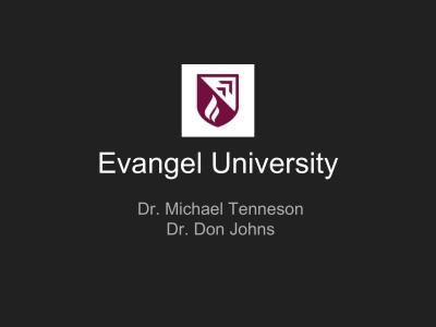 Pentecostal - Evangel University