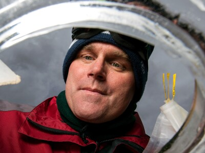 Surviving earth's extremes: BYU research in the mountains of Antarctica