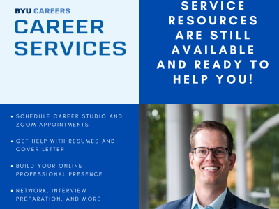 Online Career Services Available To FHSS Students