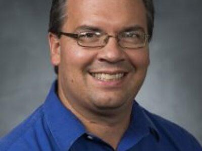 BYU Faculty member Greg Thompson