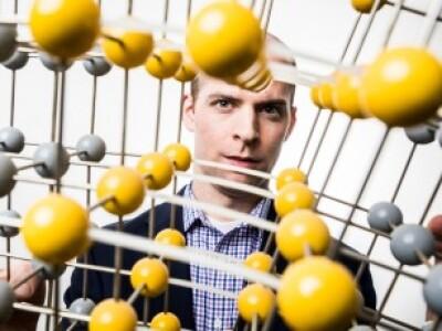 BYU engineering professor Oliver Johnson