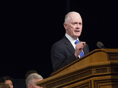 Increased Opportunities for Education are Vital, Elder Clark Tells BYU Employees