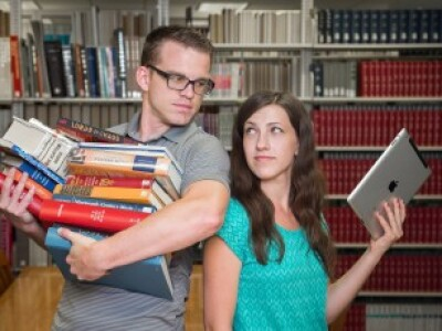 Open textbooks: BYU researchers show free resources can provide an equivalent education and save students thousands