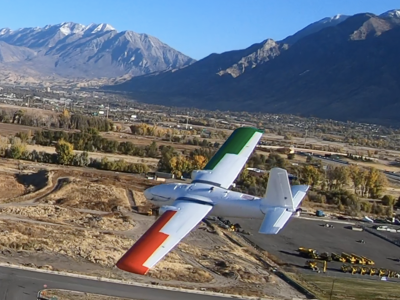 AUVSI Flight Team Creates Airplane for International Competition