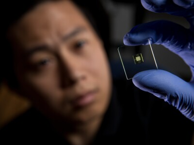 "Professors 3D-print first truly microfluidic ""lab on a chip"" device"