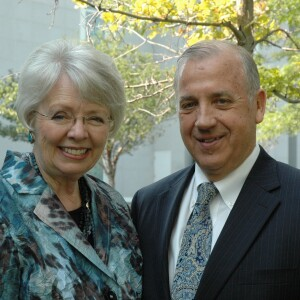 Elder Noel Reynolds and Sister Sydney Reynolds