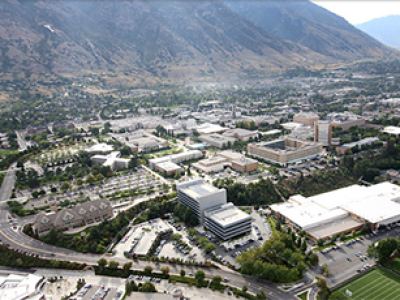 Final Phase of BYU Campus Drive Redesign Happening This Summer