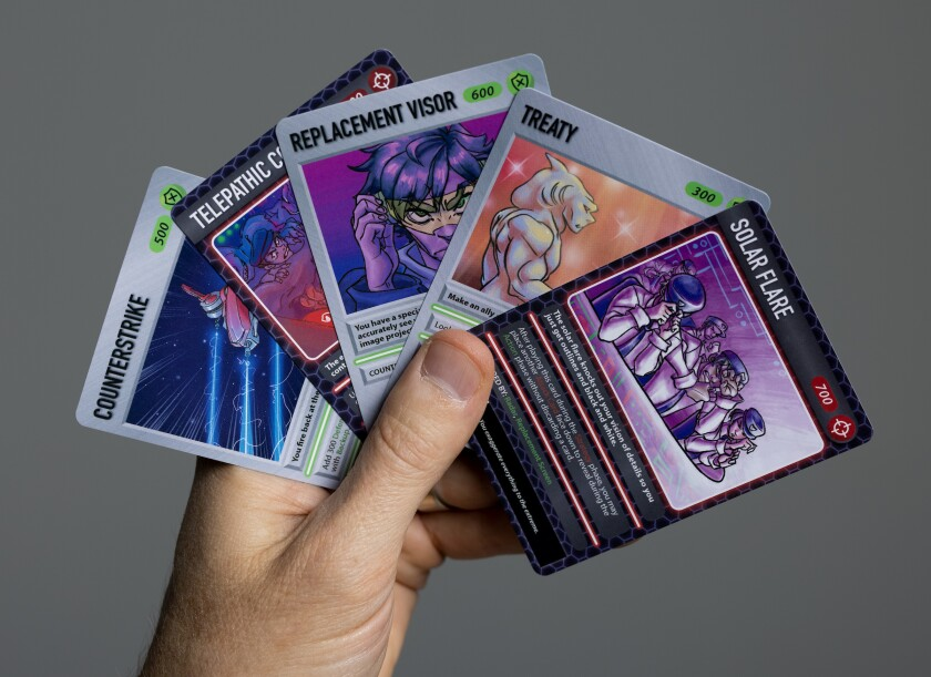 Jon Cox Card Game 3