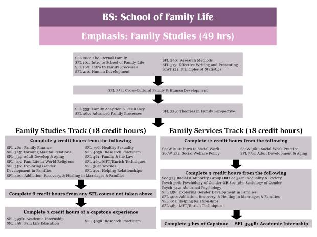 Families Studies MAP