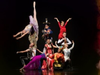 Department of Dance kicks off Fall semester with BYU DANCE in concert performances