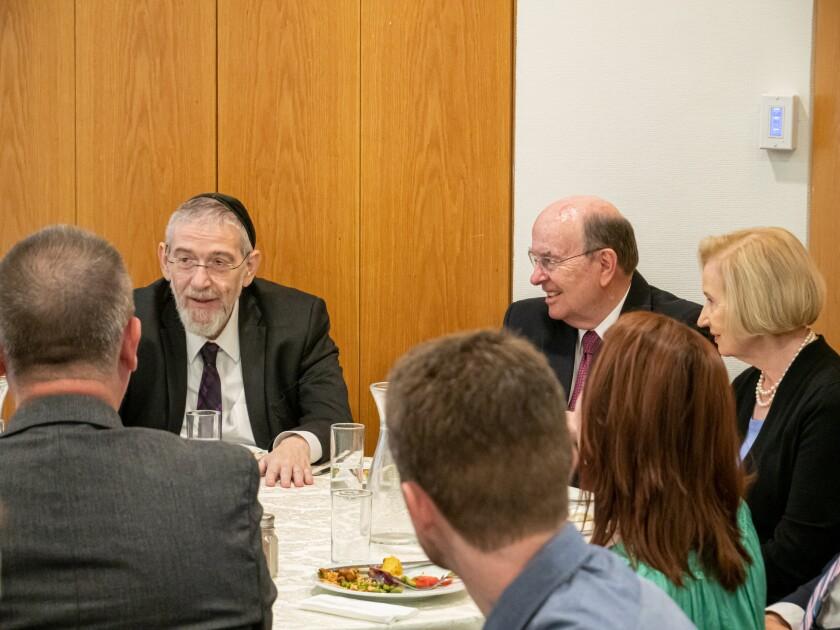 Rabbi Melchior.Elder Cook.keynote dinner.Jewish-LDS interfaith diaogue.June 2019..jpg