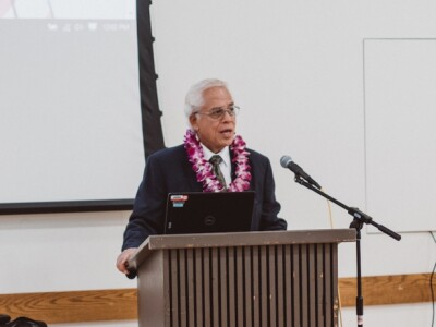 Cy Bridges says preserving the Laie Hawaii Temple means committing to attend its sessions