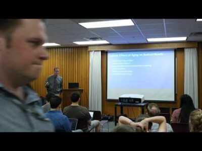 David Thomson - BYU Gerontology Conference 2017