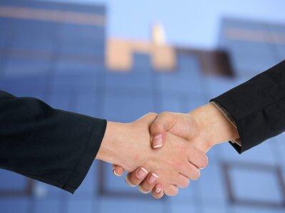 Image of Handshaking