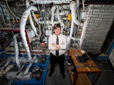 BYU technology tackles climate change by freezing carbon