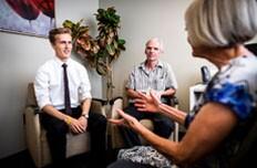 Student Consultations Photo