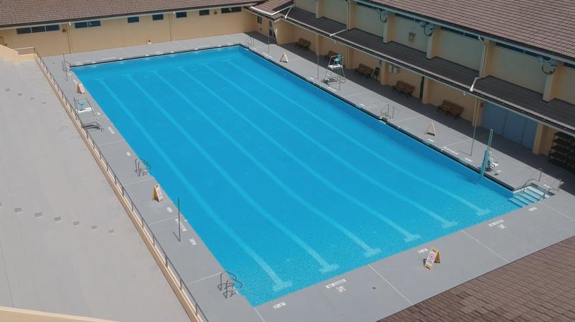 Pool Remodel at BYUH Campus