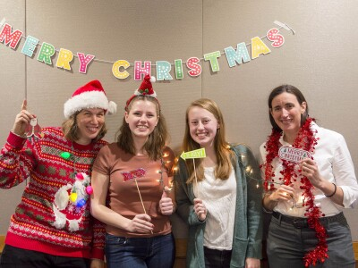 Juniors Attend 2nd Annual Christmas Party
