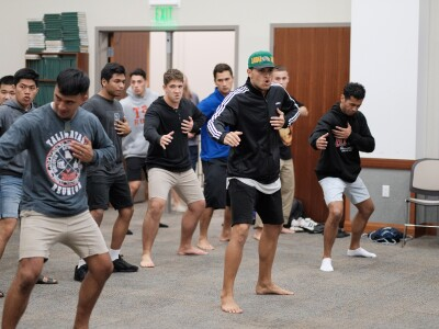 New Zealand Club seeks to showcase its language and teach cultural respect through song and dance