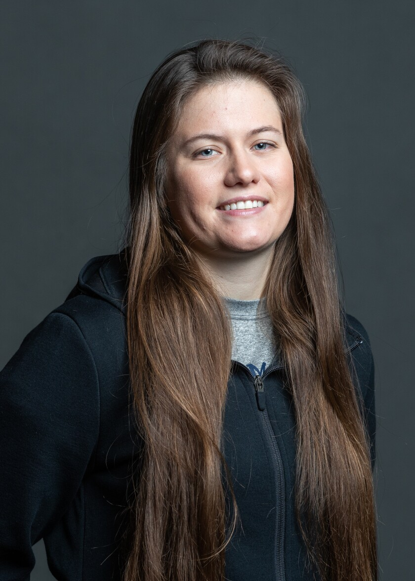 Summer Stephenson, new head coach