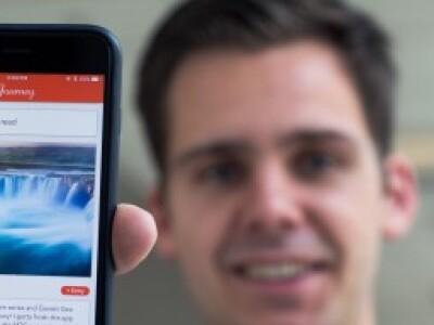 BYU mobile app winner makes keeping a journal easier than ever