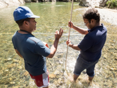 BYU engineering in the Dominican Republic: A study in water