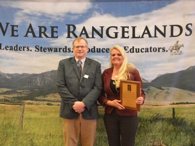 Dr. Allphin receives 2019 RSEC Outstanding Undergraduate Teaching Award
