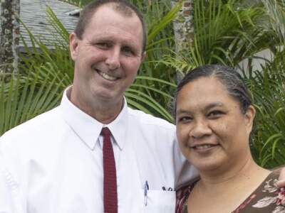 """Merlin Waite says he wants to help """"build the Church of Jesus Christ in Hawaii"""""""