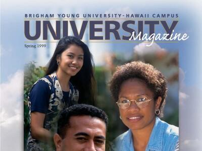 BYU–Hawaii Magazine Spring 1999