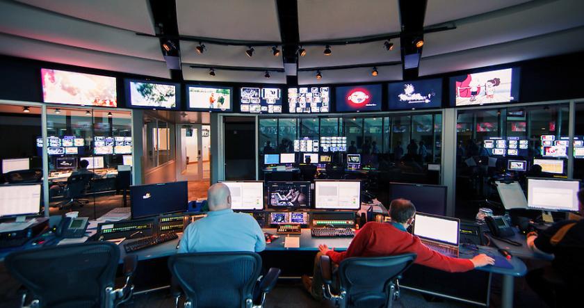 BYUB Control Room