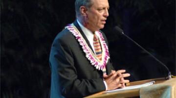 President Eric B. Shumway