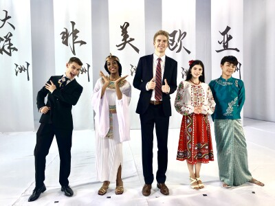 BYU student Josh Robinson finishes in top 3 at global Chinese competition
