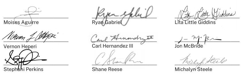 BYU CoREB Mission Statement Signatures.png