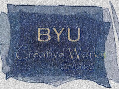 Creative Works Catalog