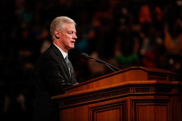 President Kevin J Worthen